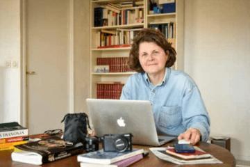 Agnès Boucher dans Clichy Actus