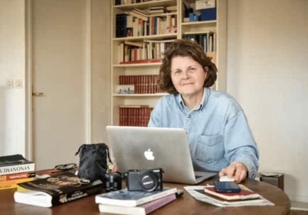 Agnes Boucher Web entrepreneure