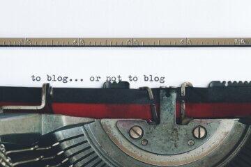 créer un blog ou pas